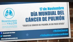 Día Internacional del Cáncer de Pulmón